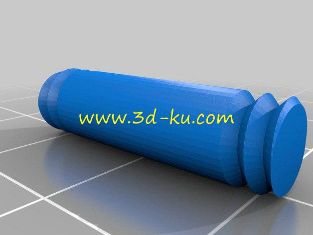 外骨骼手-3D打印模型的预览图4