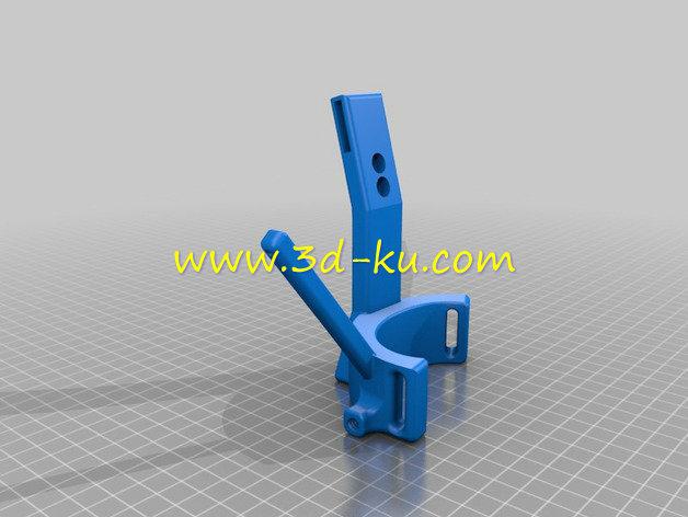 外骨骼手-3D打印模型的预览图6