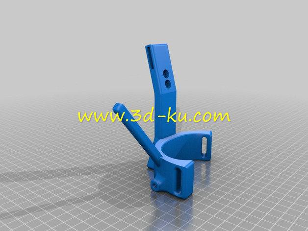 外骨骼手-3D打印模型的预览图7