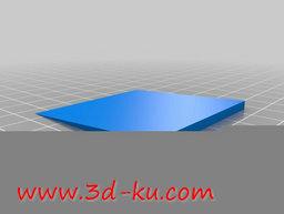 3D打印模型HBP楔移除工具的图片
