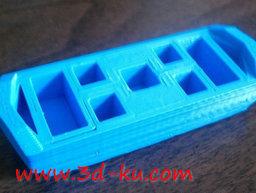 3D打印模型水滤清器阀手柄的图片