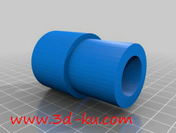 3D打印模型激光准直仪的图片