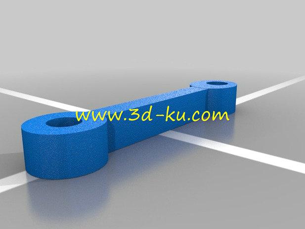 发动机凸轮轴-3D打印模型的预览图5