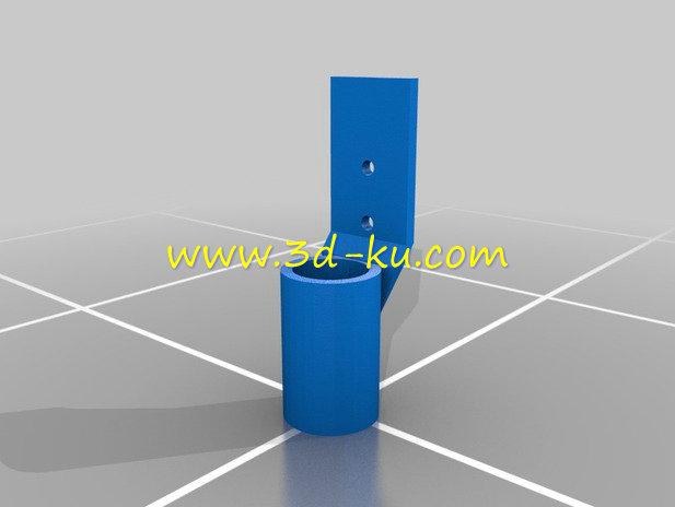 发动机凸轮轴-3D打印模型的预览图6