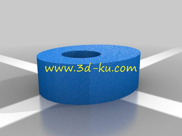 发动机凸轮轴-3D打印模型的预览图8