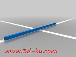 3D打印模型发动机凸轮轴的图片