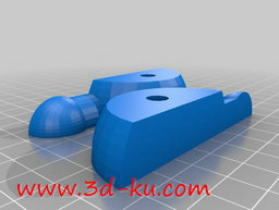 3D打印模型笔式绘图仪的图片