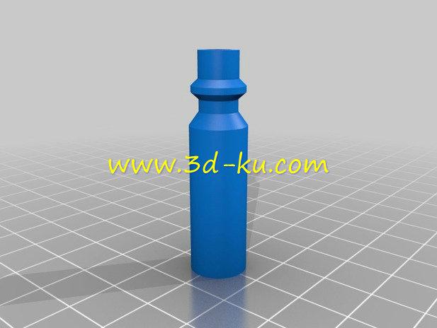 快速连接耦合器-3D打印模型的预览图1
