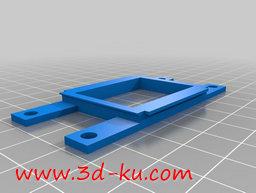 3D打印模型继电器外壳的图片