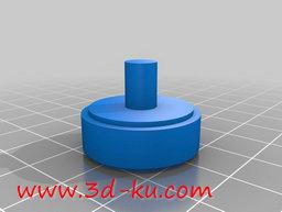 3D打印模型相机螺丝的图片