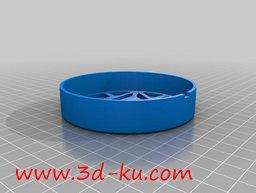 3D打印模型电弧反应器的图片