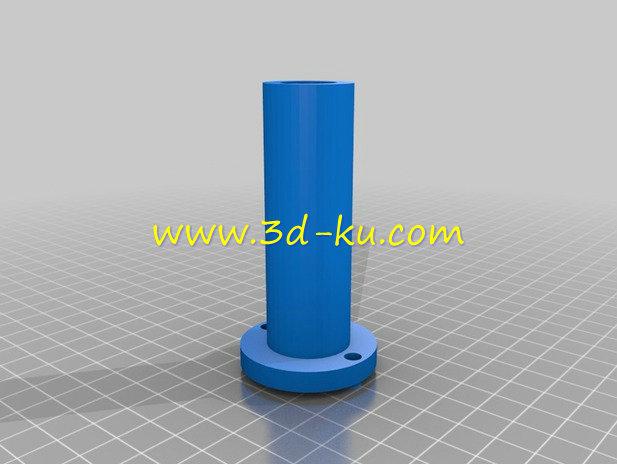 玩具汽轮机-3D打印模型的预览图5