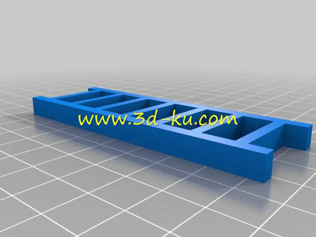 玩具汽轮机-3D打印模型的预览图6