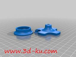 3D打印模型大丝线轴的图片