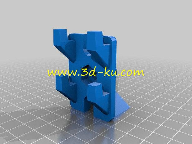 外形酷似蜘蛛的蜘蛛阀-3D打印模型的预览图7