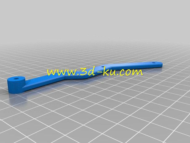 外形酷似蜘蛛的蜘蛛阀-3D打印模型的预览图9