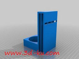 3D打印模型水冷却器杯架的图片