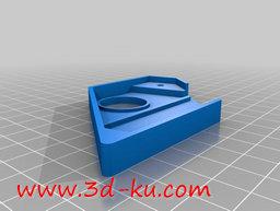 3D打印模型雪茄刀的图片