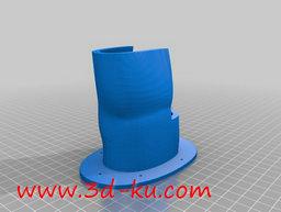 3D打印模型机器人的手模型的图片