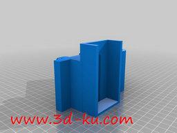 3D打印模型3d 打印机基本框架的图片