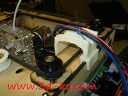 3D打印模型电缆桥的图片