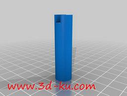 3D打印模型三角形工具框的图片