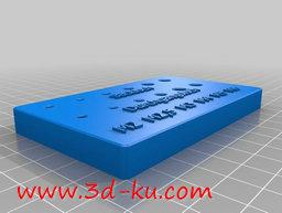 3D打印模型水龙头装置的图片