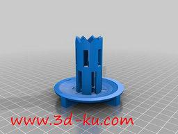 3D打印模型80 年代水果榨汁机的图片