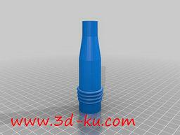 3D打印模型尘埃萃取器的图片