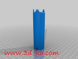 3D打印模型录音机的图片