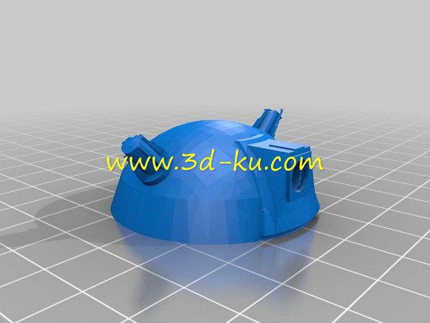 笨拙机器人-3D打印模型的预览图4
