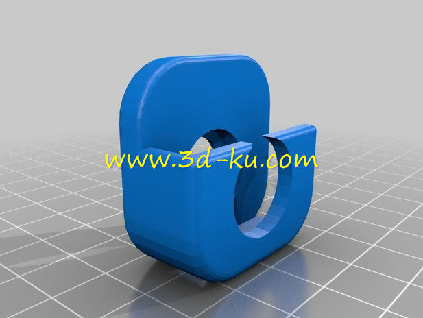 Ipad迷你微距镜头-3D打印模型的预览图1