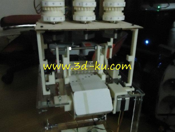 机电式计算机-3D打印模型的预览图1