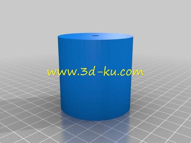 机电式计算机-3D打印模型的预览图2