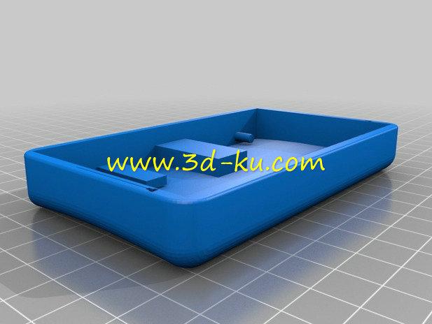 MP3 播放器-3D打印模型的预览图8