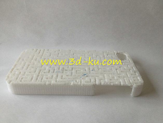 手机盒-3D打印模型的预览图1