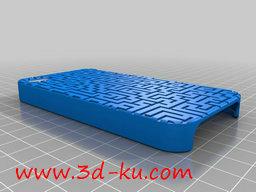 3D打印模型手机盒的图片