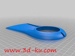 3D打印模型空间导航手枕的图片
