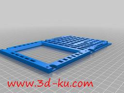 3D打印模型Airbus MCDU的图片